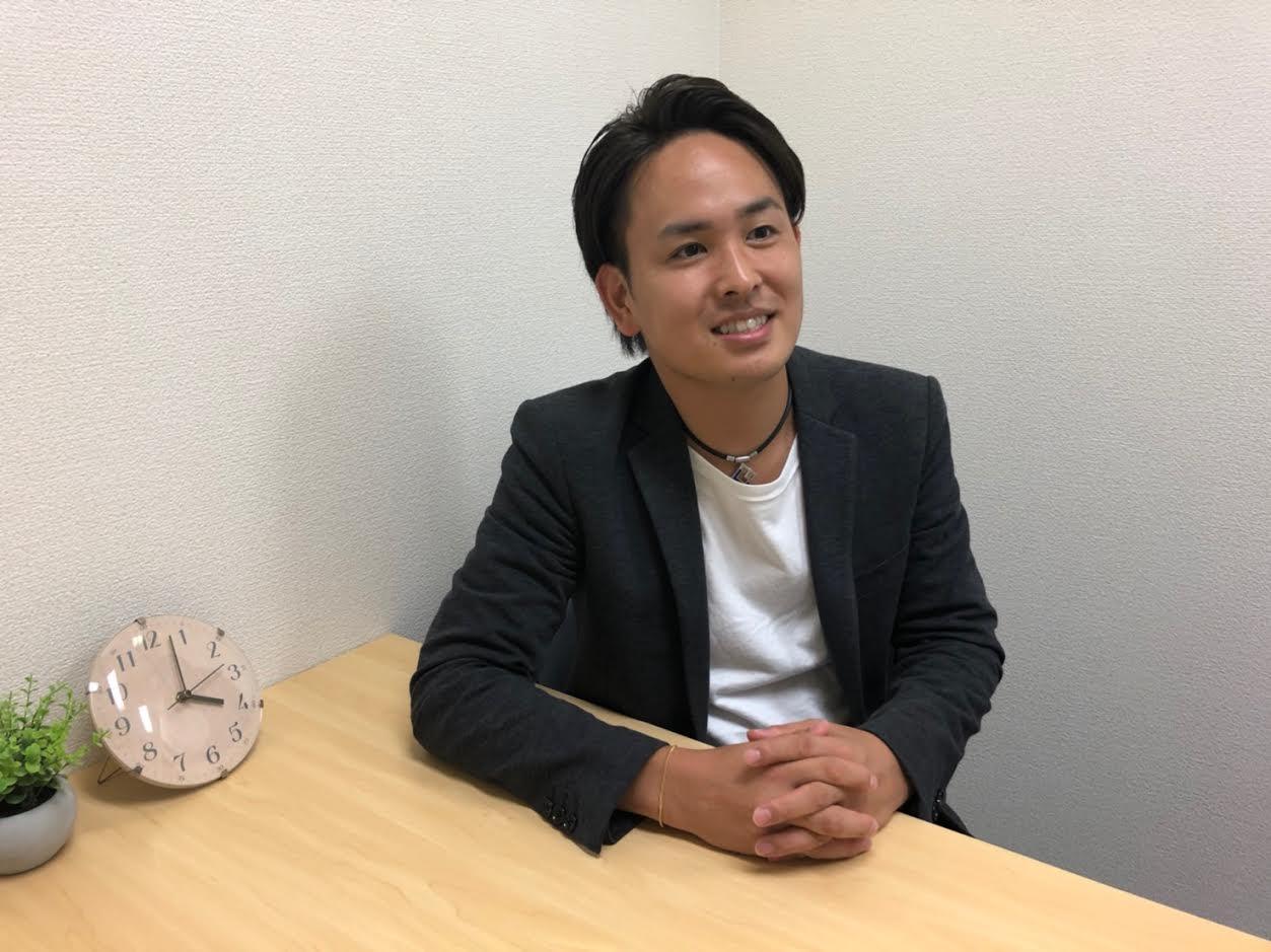 株式会社2peace 代表取締役社長 大塚拓馬